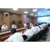 昼夜奋战 以练筑防——丰县人民医院参加全员核酸检测实战演练
