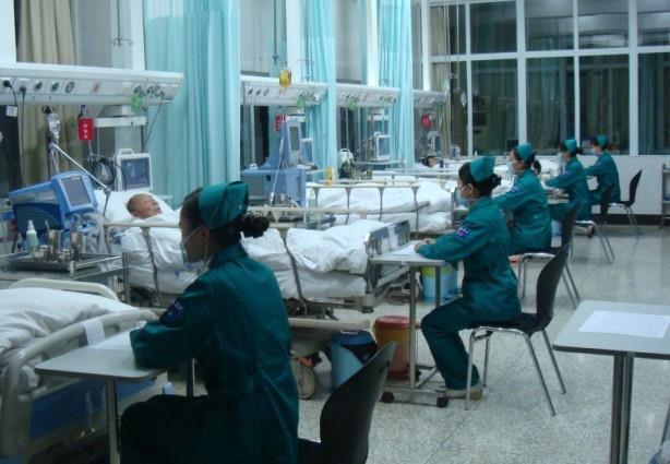 icu病房设施